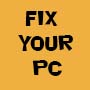 FIX YOUR PC BUTTON